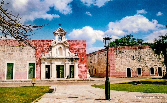 Fortaleza de La Cabaña, Havana, Cuba