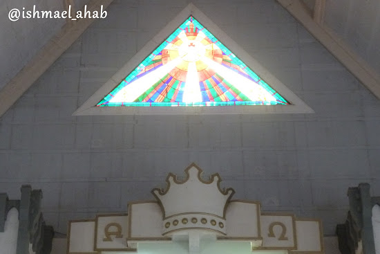 Holy Spirit in Christ the King Cathedral in Tagum, Davao del Norte