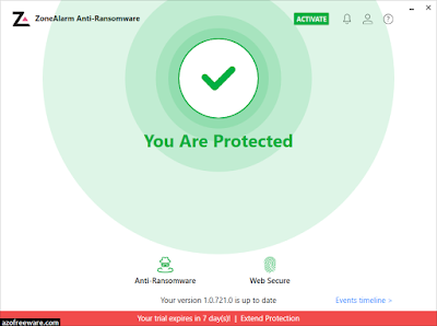 ZoneAlarm Anti-Ransomware