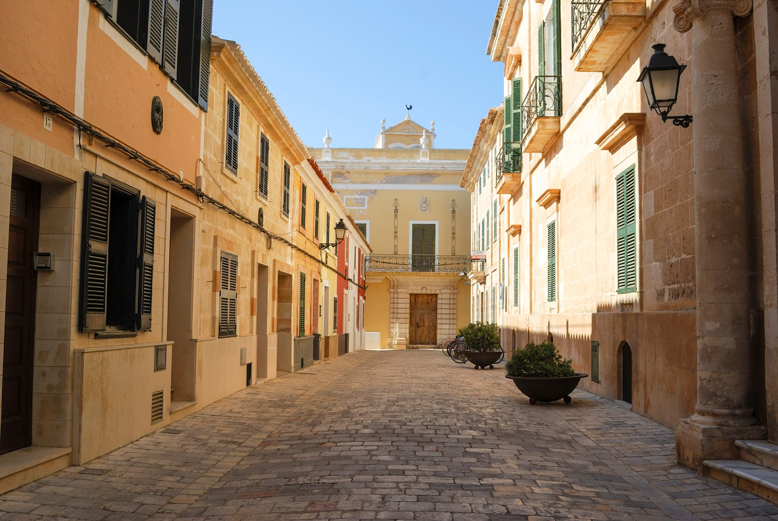 old town Ciutadella Menorca Spain itinerary what to do