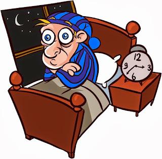 Cara Mudah Mengatasi Susah Tidur