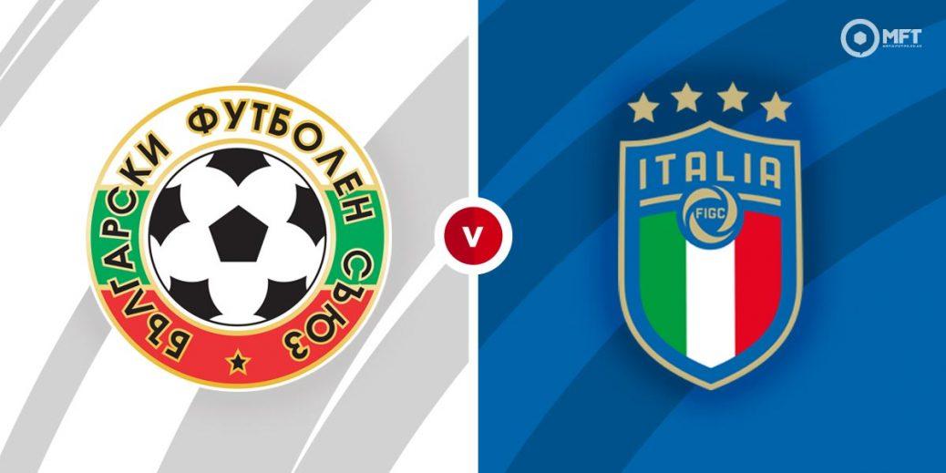 مشاهدة مباراة ايطاليا وبلغاريا بث مباشر اليوم 28 مارس 2021 تصفيات كأس العالم