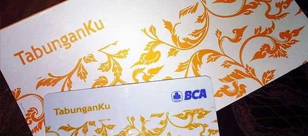 Biaya Tutup Rekening TabunganKu BCA