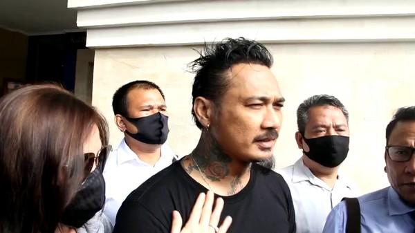 Jerinx Sudah Minta Maaf, Pertanyakan Motif Adam Deni Polisikan Dirinya