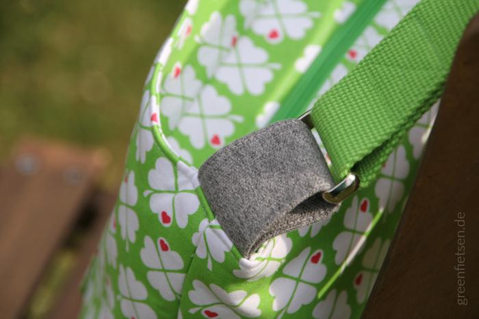 Glücksklee-Tasche