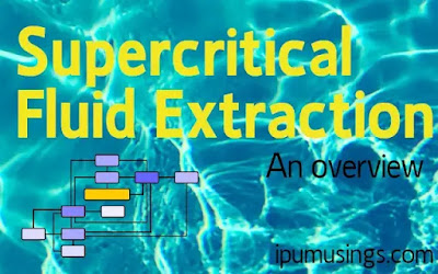 Supercritical Fluid Extraction (#appliedchemistry)(#biochemistry)(#ipumusings)