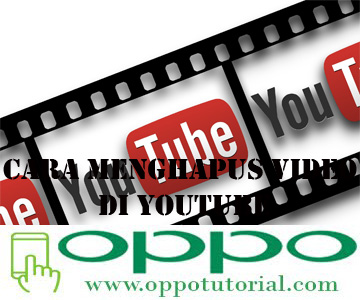 Cara Menghapus Video di Youtube