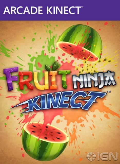 Fruit ninja demo