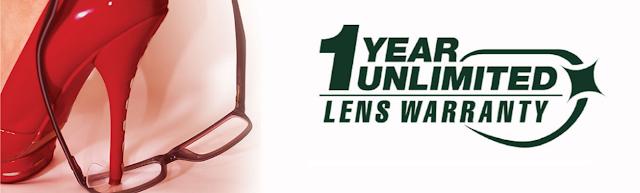 garansi satu tahun optik tunggal