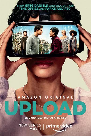 Amazon Serie Upload