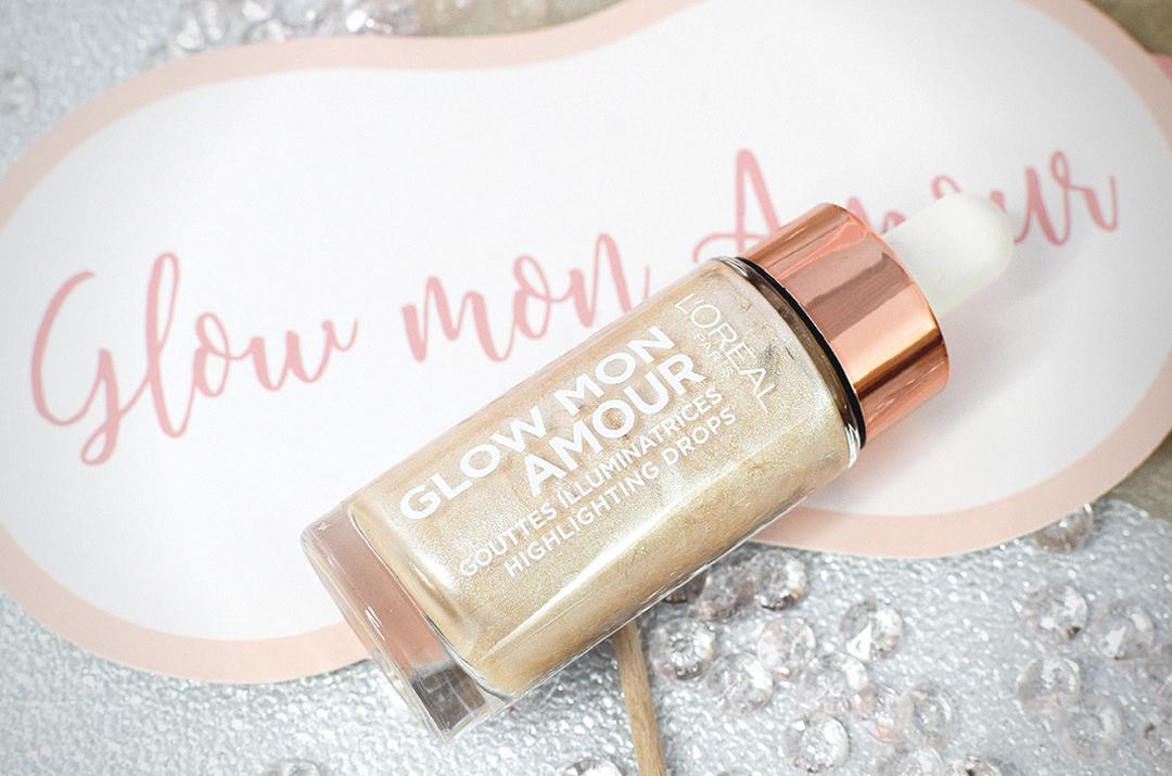 """Erfahrung, Test, Bericht L'Oréal Paris """"Glow Mon Amour"""", Glow Drops,"""