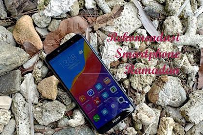 Rekomendasi 3 Smartphone Ramadhan Murah Kamera Bagus dan Hemat Baterai