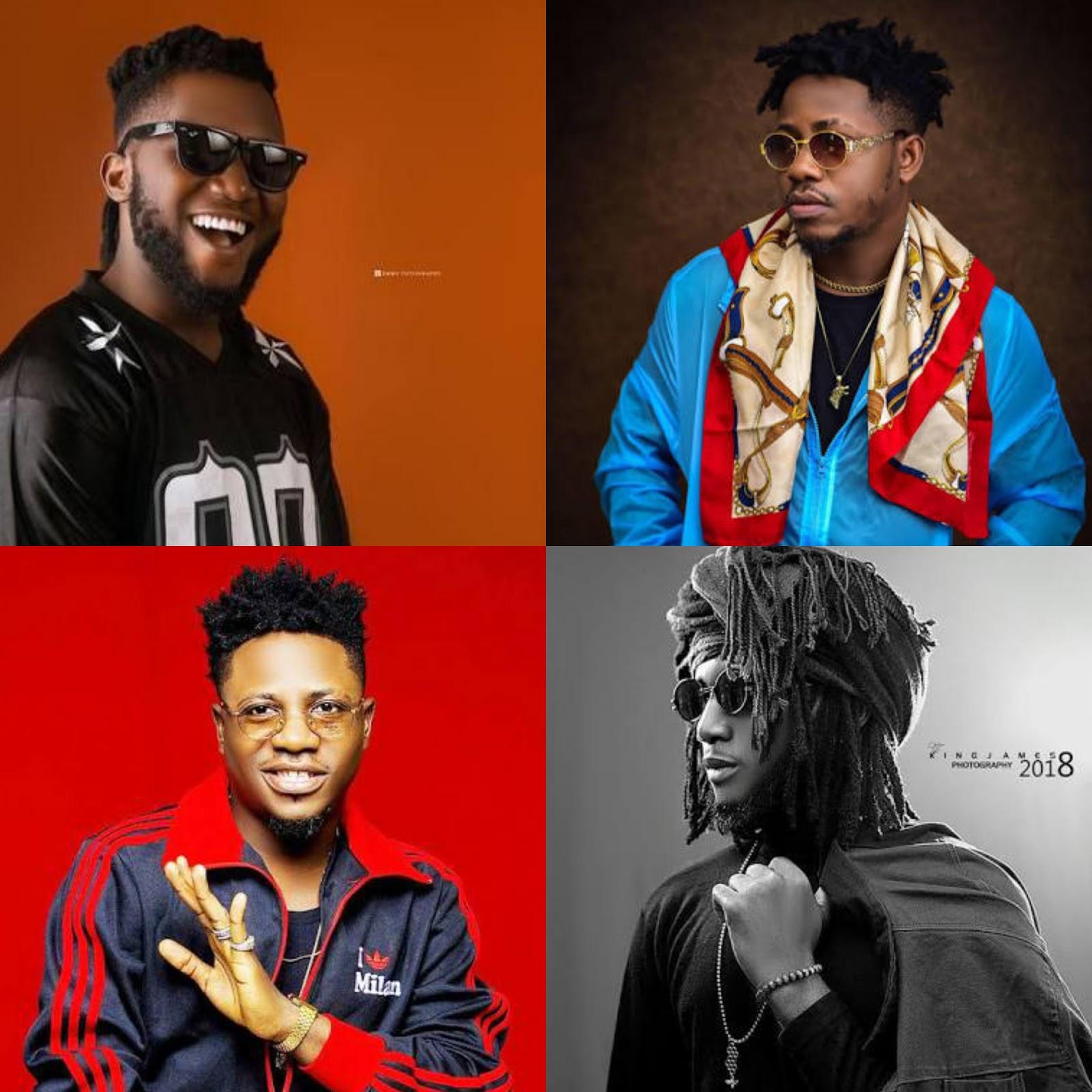 [Gossip] 5 hausa rappers better than B.O.C & CLASSIQ - #Arewapublisize