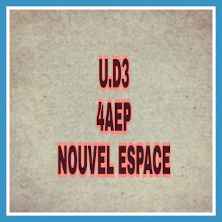 Fiches UD3 Nouvel espace 4AEP جذاذات الوحدة الثالثة