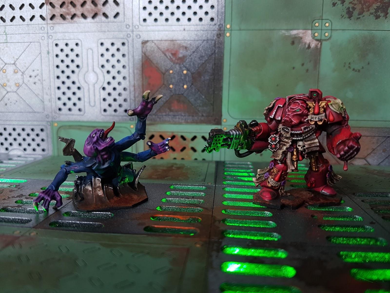 Paint Space Hulk Door Bases