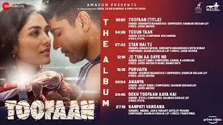 Toofaan-The-Album(Ananya)-Farhan-Akhtar-Mrunal-Thakur