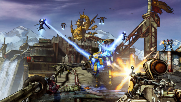 Download Borderlands 2 Torrent PC