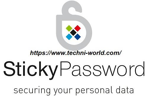 شرح برنامج Sticky Password ;كلمة المرور اللاصقة
