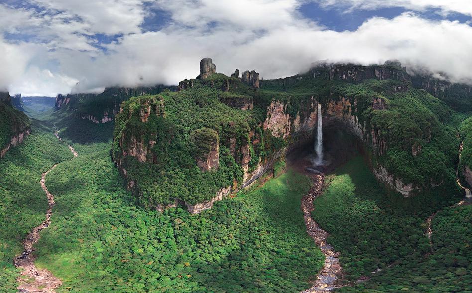 Angel Falls Venezuela Photo by Air Pano