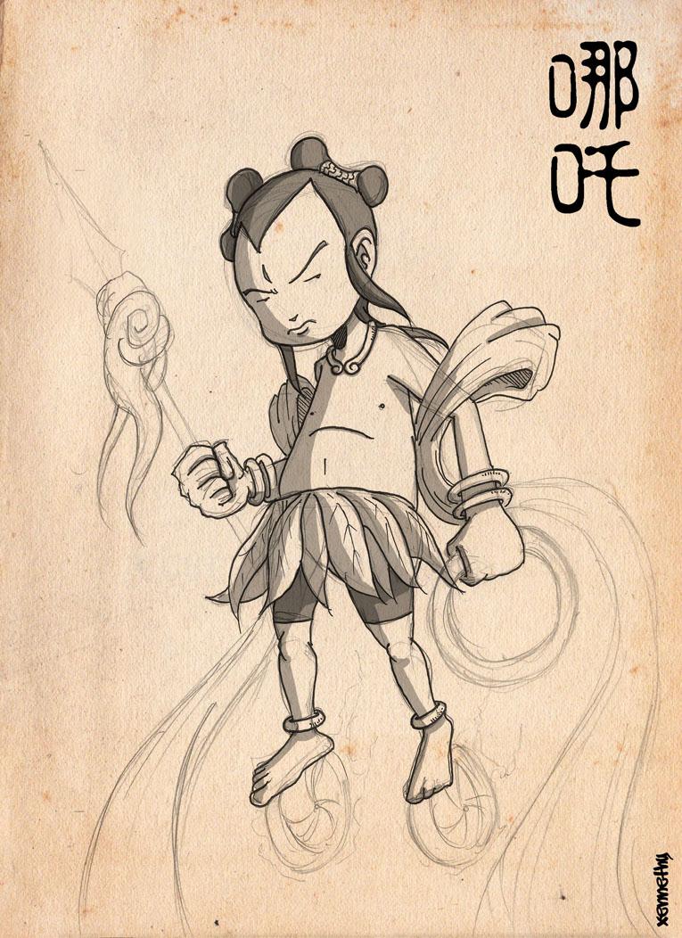 Who Was Killed By The Chinese God Li Nezha