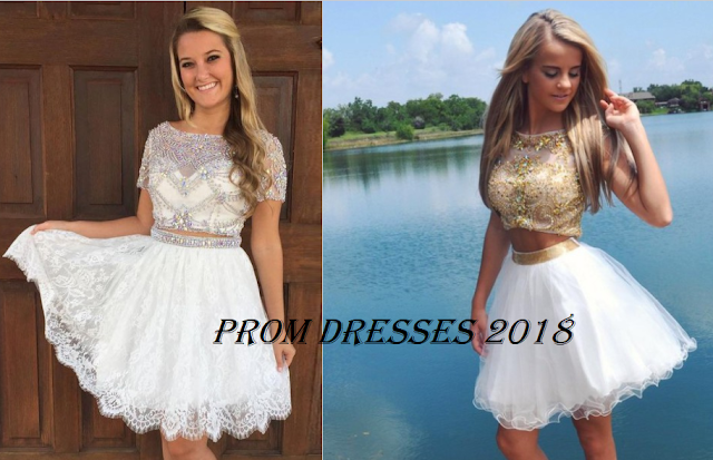 Hottest and Beautiful Prom Dresses of 2018