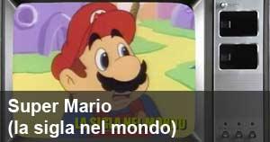 Super Mario (la sigla nel mondo)
