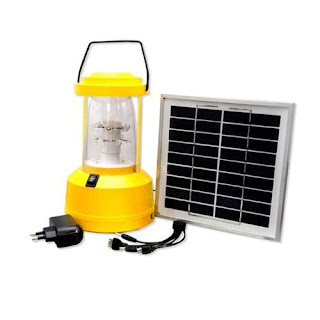 Lampu Solar Cell (Lampu Tenaga Surya)