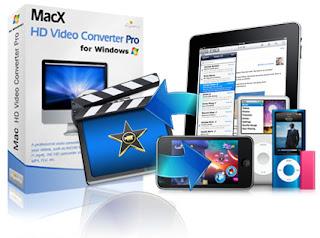 MacX HD Video Converter Pro 5.9.7.235 Build 22.11.2016 Multilingual Full Crack