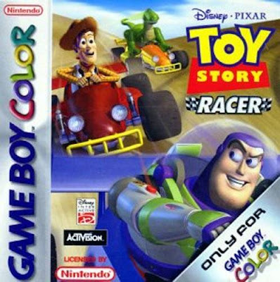 Review - Toy Story Racer - Game Boy Color