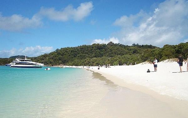 Praia Whiteheaven