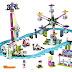樂高Friends遊樂園 下半年推6大遊樂設施 41130雲霄飛車最搶眼