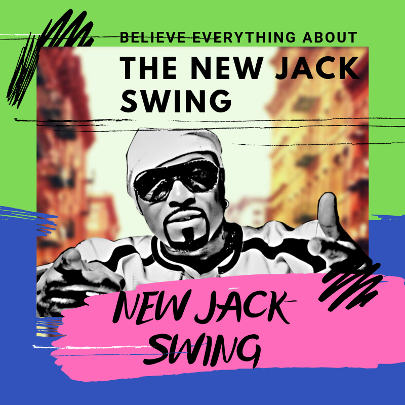 BELIEVE EVERYTHING ABOUT THE NEW JACK SWING | Mixtape von DJ StanLee