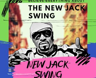 BELIEVE EVERYTHING ABOUT THE NEW JACK SWING | Mixtape von DJ StanLee