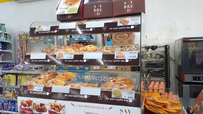 Aneka Bakery Di Indomaret