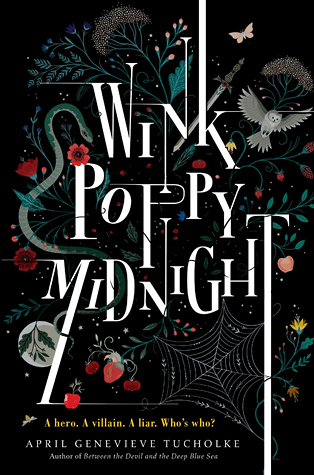 Wink Poppy Midnight April Genevieve Tucholke