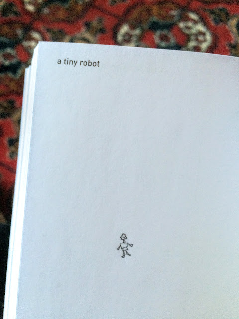 Drawing a Tiny Robot via facedances.blogspot.com
