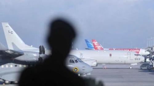 Tiba di Bali, Pesawat P-8 Poseidon Siap Bantu Cari KRI Nanggala 402