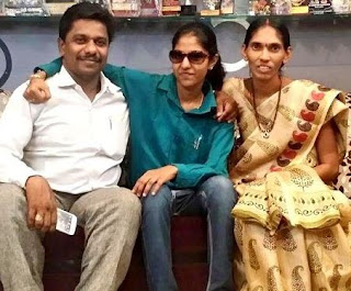 Madhu Priya Family Husband Parents children's Marriage Photos