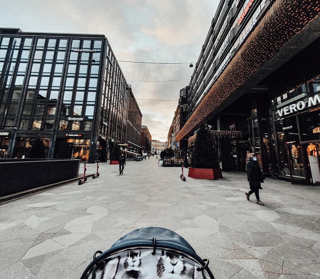 60 districts of Helsinki elisabeth rundlöf keskuskatu