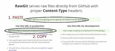 Cara Hosting File Ke Github Lengkap