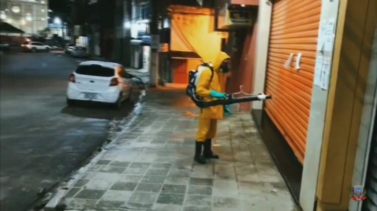 Secretaria e saúde de Escada confirma 35 casos de contaminação por Covid-19