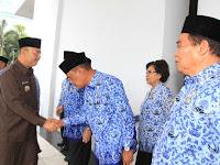 Wali Kota Pimpin Upacara Bendera Peningkatan Kesadaran Nasional