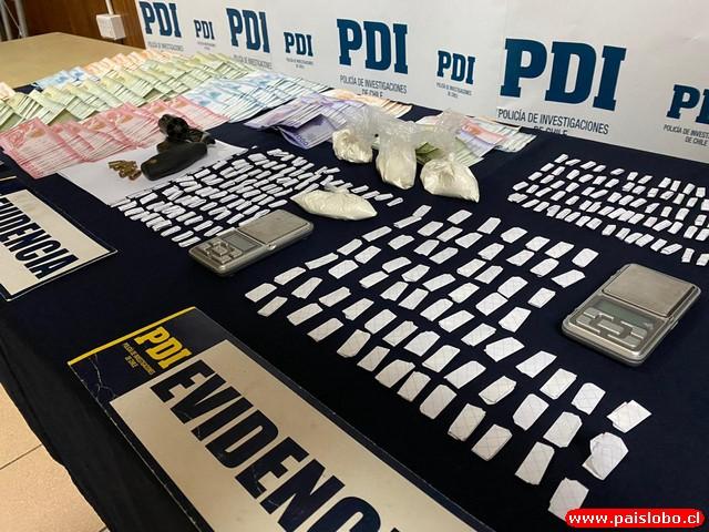 PDI Osorno Evidencia