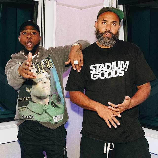 Davido Is All About His Upcoming Album & Features | WATCH His Interview With Ebro Darden On Apple's Beats 1 Radio