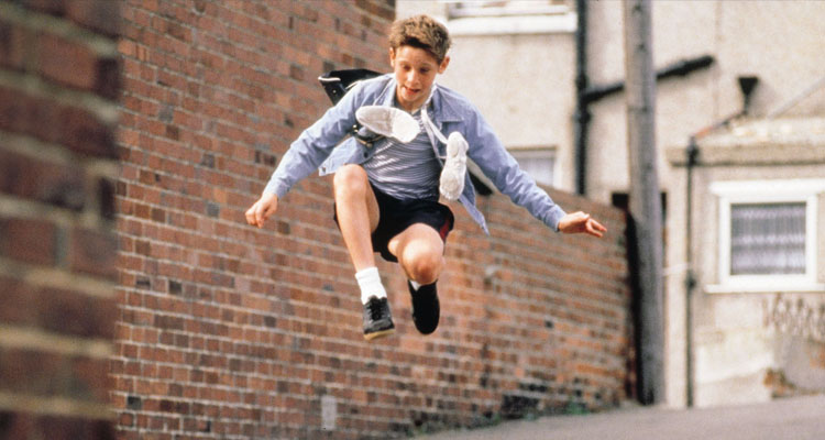 Jamie Bell.... Billy Elliot