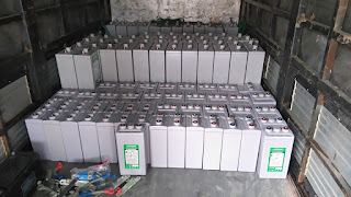 Ắc quy phế liệu tại Hà Nội