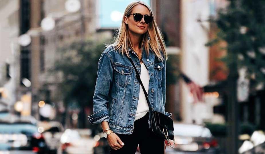 5 tendências de jaqueta jeans para o Outono/Inverno 2021