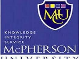 Mcpherson University Postutme/DE Form
