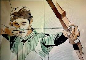Kenalan dengan Gandewa, Adaptasi Karakter dalam 'Sang Pemanah' - Paulo Coelho