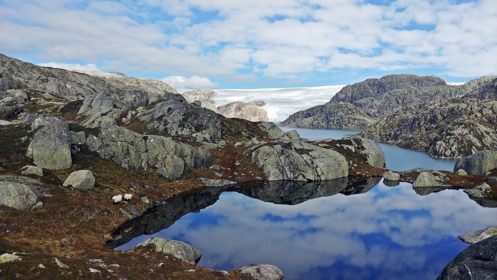 Folgefonna Norwegia